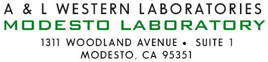 A & L Western Laboratories Oregon and california